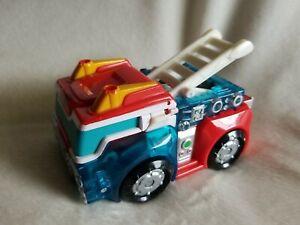 TOMY Hasbro Transformers HEATWAVE #A2768Firetruck C 1602A