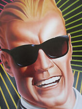 Coca Cola Max Headroom School Textbook Jacket Vintage Coke Collectible 1986