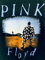 2009 Pink Floyd Black Tshirt Gildan Size S