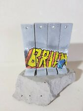 Banksy Walled Off Hotel Wall Section Souvenir BRIAN Sculpture - SOLD OUT