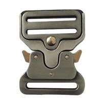 Heavy Duty Quick Side Release Metal Buckle Straps Webbing DIY Tactical Belts Bag