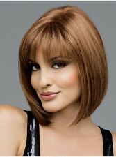 Carley Envy Wigs MOST Colors Monotop BEST SELLER Sexy Bangs Handtied