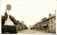 Westoning near Flitwick. High Street # 129753 by Bells. The Chequers Inn.