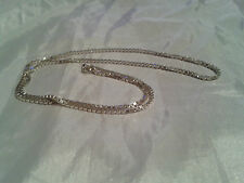 925 STERLING SILVER CHAIN BOX STYLE 20 INCHES