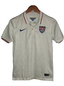 Nike USMNT Polo Shirt Jersey MINT Youth (L)