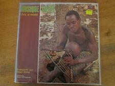 MUSIQUE GUERE Cote d'Ivoire Vogue LD 764 AFRICAN MUSIC LP