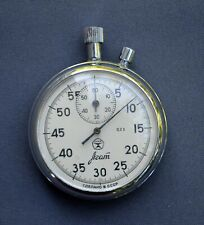 1980s AGAT Mechanical Stopwatch 0.2s Russia Chronometer FOR PARTS or REPAIR