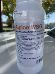 Alpine WSG Water Soluble Granule Insecticide 500g Ant Flea Bed Bug Roach Control