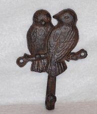 Crochet Oiseau en Fonte