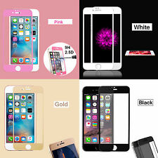 Full Cover Tempered Glass Film Screen Protector For Apple iPhone 6 6S Plus