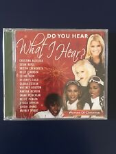 Do You Hear What I Hear-Women Of Christmas CD-New Sealed (Small Crack In Case)