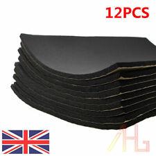12 Sheet Car Van Sound Proofing Deadening Insulation Closed Cell Foam 10mm UK