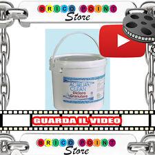 DICLORO cloro GRANULARE PULIZIA ACQUA PISCINE KG 5