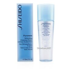 Shiseido Pureness Refreshing Cleansing Water Oil-Free 150ml