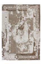Tapis marrons en polyester pour la maison, 160 cm x 230 cm