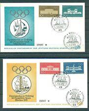 Allemagne - Germany 1970 - Michel n.624/27 - Jeux olympiques d'été - Munich