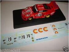"PORSCHE 935 2° LE MANS 1979 ""HAWAIAN TROPIC"" DECAL 1/43"