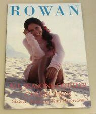 ROWAN ALL SEASONS COTTON COLLECTION BOOK