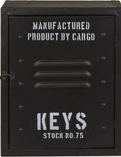 Schlüsselkasten Metall Retro Schlüsselbrett Schlüsselschrank Schlüsselbox Key