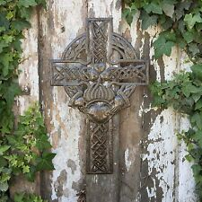 """Celtic Cross, Claddagh, Wall Collection 11.5"""" X 18"""""""