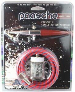 Paasche H#3 airbrush blister pack set P-H-CARD
