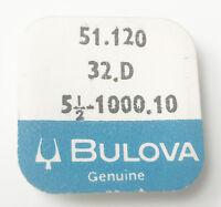 Bulova Original Genuine 51-120 Click Spring For Model 1000.10 Sealed Package NOS