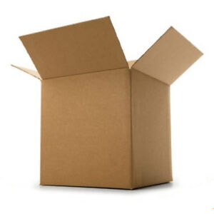 """15x Medium Strong Double Wall Cardboard Mailing Postage Boxes 10 x 10 x 10"""""""