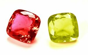 63.25 Ct.Natural Alexandrite Multi Color Change Cushion Shape Certified Gemstone