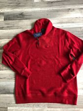 Polo Ralph Lauren Kids Sweater Red Size L 14-16 New With Tags