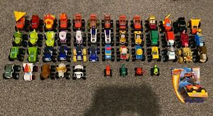 NEW STOCK*SALE*ALL £5!* Blaze And The Monster Machines Die Cast Vehicle Toy Car