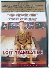 Lost in Translation - Dvd - Murry, Johansson, Ribisi