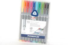 Staedtler Triplus Fineliner 0.3mm Porous Point Pens 10 Pcs 334 SB10A6