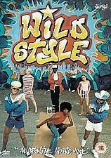 Wild Style DVD Lee George Quinones Lady Pink Charlie Ahearn UK Release New R2