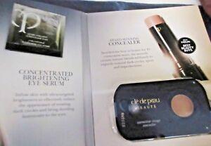 Cle De Peau Beaute Concealer Beige + Concentrated Brightening Eye Serum Trial