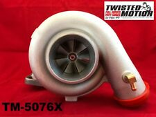 TWISTED MOTION T3 T4 TURBO TM-5076X DSM ECLIPSE 4G63 AR48 QUICK SPOOL (NO LAG)