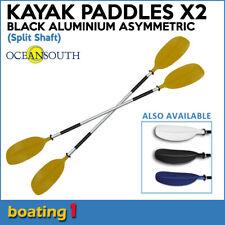 Oceansouth 2.17m Asymmetric Kayak Paddle - Yellow