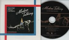 Modern Talking CD-SINGLE GIVE ME PEACE ON EARTH