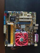 Scheda madre ASUS M2A-VM, AM2+, AMD ATHLON 64 4000+