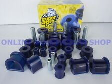 Suits Ford Cortina MK2 SUPER PRO Front and Rear Suspension Bush Kit SUPERPRO
