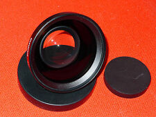Olympus wide lens converter 0,8x 55 & 43 mm for camcorder panasonic nv-gs400 pv