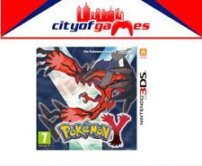Pokemon Y Nintendo 3DS Brand New & Factory Sealed