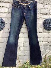 Fantastic Groovy Pair Of Womens Hilfiger Denim Bootcut Dark Blue Jeans 🥰💕🥰
