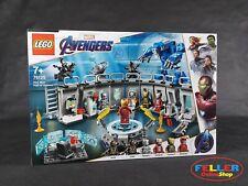 LEGO® Marvel Super Heroes - 76125 Iron Mans Werkstatt - NEU & OVP