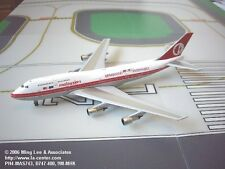 Phoenix Model Malaysian Airlines Boeing 747-300 Old Color Diecast Model 1:400