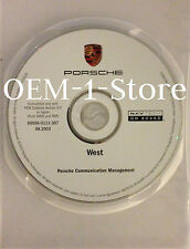 03 2004 PORSCHE CAYENNE TURBO SPORT UTILITY NAVIGATION CD WEST IA AZ OK CA NV TX