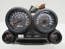 Kawasaki GPX 600 R Cockpit Tacho GPZ Drehzahlmesser nur 20000km  ZX600C Bj:88-98