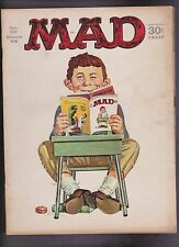 """Vintage """"MAD"""" Magazine #101 March 1966 Alfred E Neuman BB"""