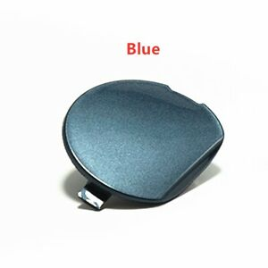Painted Front Bumper Towing Eye Hook Cover Cap For Mazda 2014 2015 2016 1PC