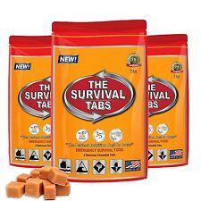 Survival Protein Emergency Food Survival Tabs Prepper Pack 1 Serving