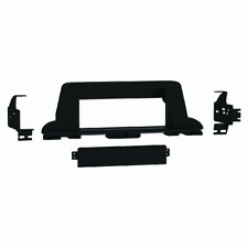 """METRA 99-7394B DDIN INSTALL KIT FOR 2019-UP KIA FORTE W/""""L"""" SHAPE CHASSIS DESIGN"""